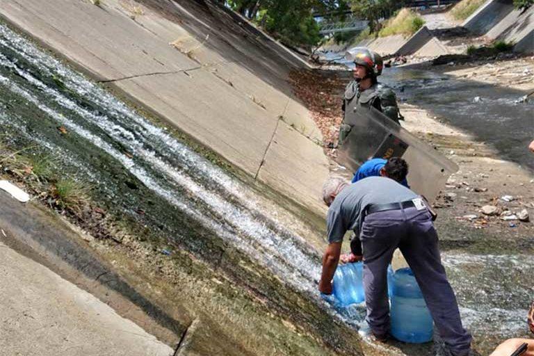 desafios ambientales venezuela 2020