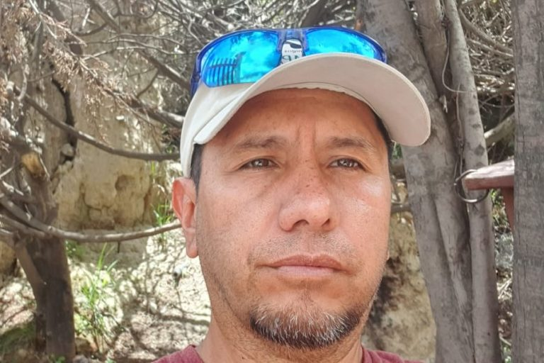 Rodrigo Aguayo ha recorrido por más de 20 años el Parque Nacional Carrasco. Foto: Archivo personal.