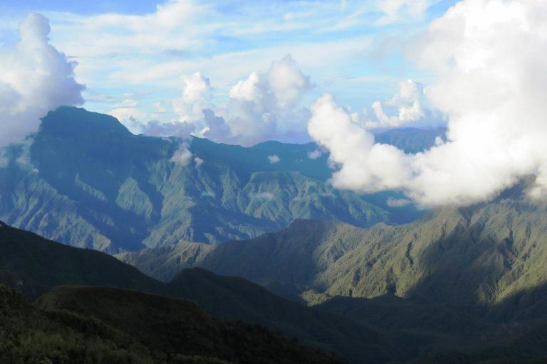Panorámica del Santuario Nacional Cordillera de Colán. Foto: Fernando Angulo.