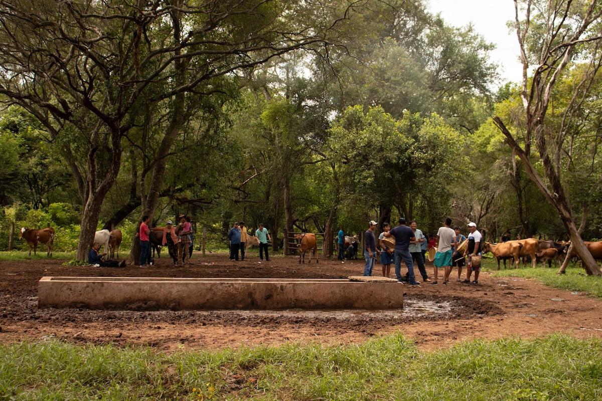fracking en Bolivia