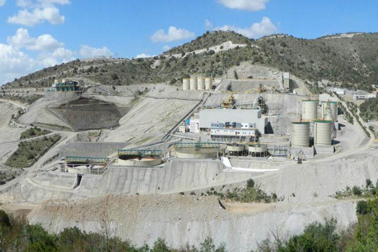 Instalaciones de la mina La Colorada. Foto: Desinformémonos.