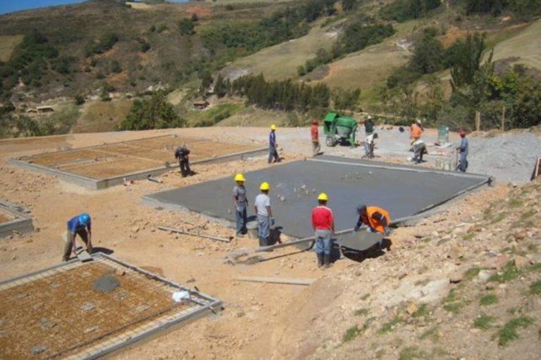 La mina Shahuindo tiene una vida activa hasta el 2028. Foto: Agencia Andina.