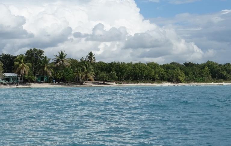 Parcela 24-A, el lugar propuesto para el desarrollo de un complejo de ecoturismo por parte de la empresa española Globalia en un área que antes formaba parte del Parque Nacional Cotubanamá. Foto cortesía de Grupo Jaragua.