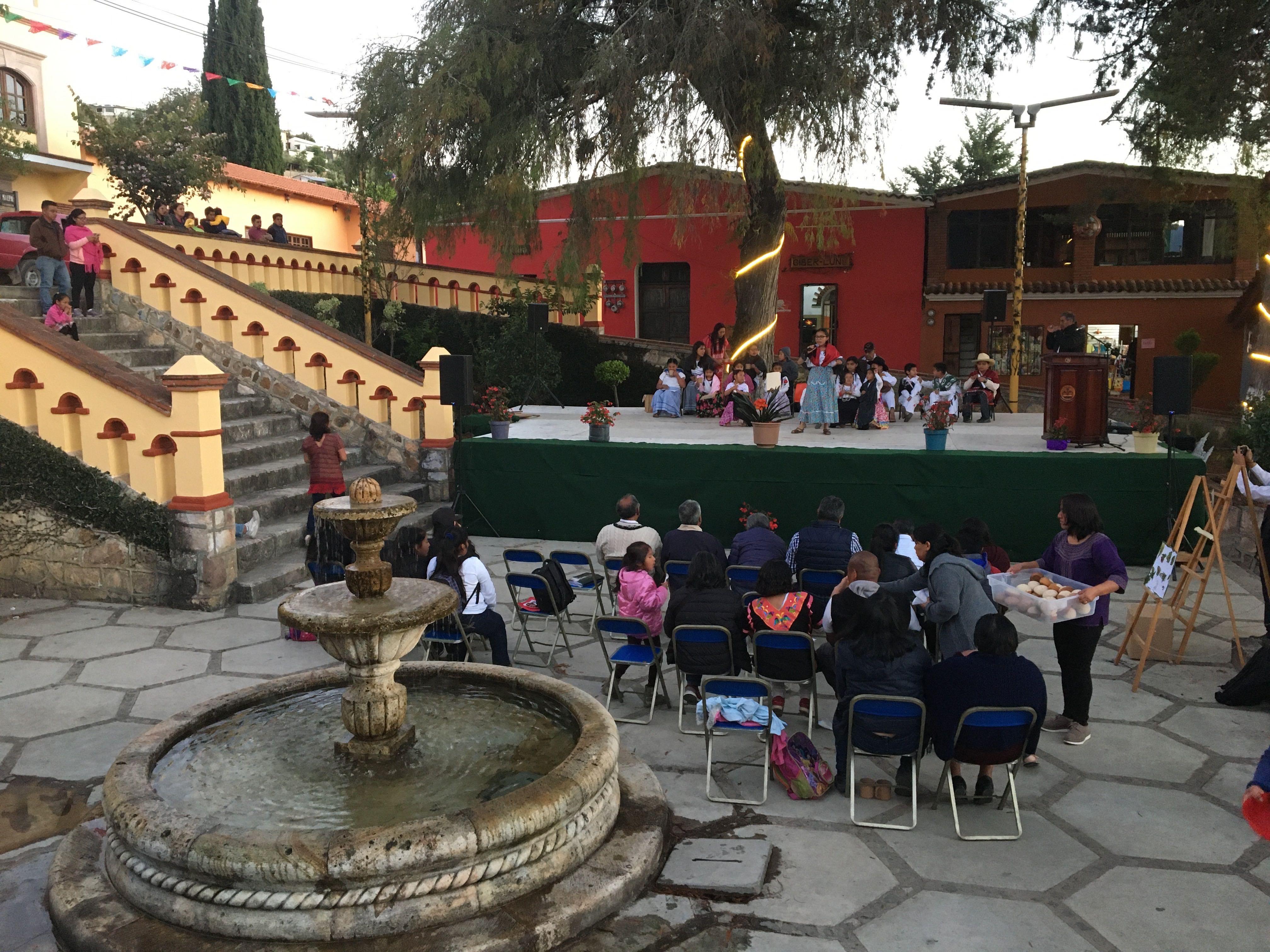 Capulálpam, comunidad forestal de Oaxaca
