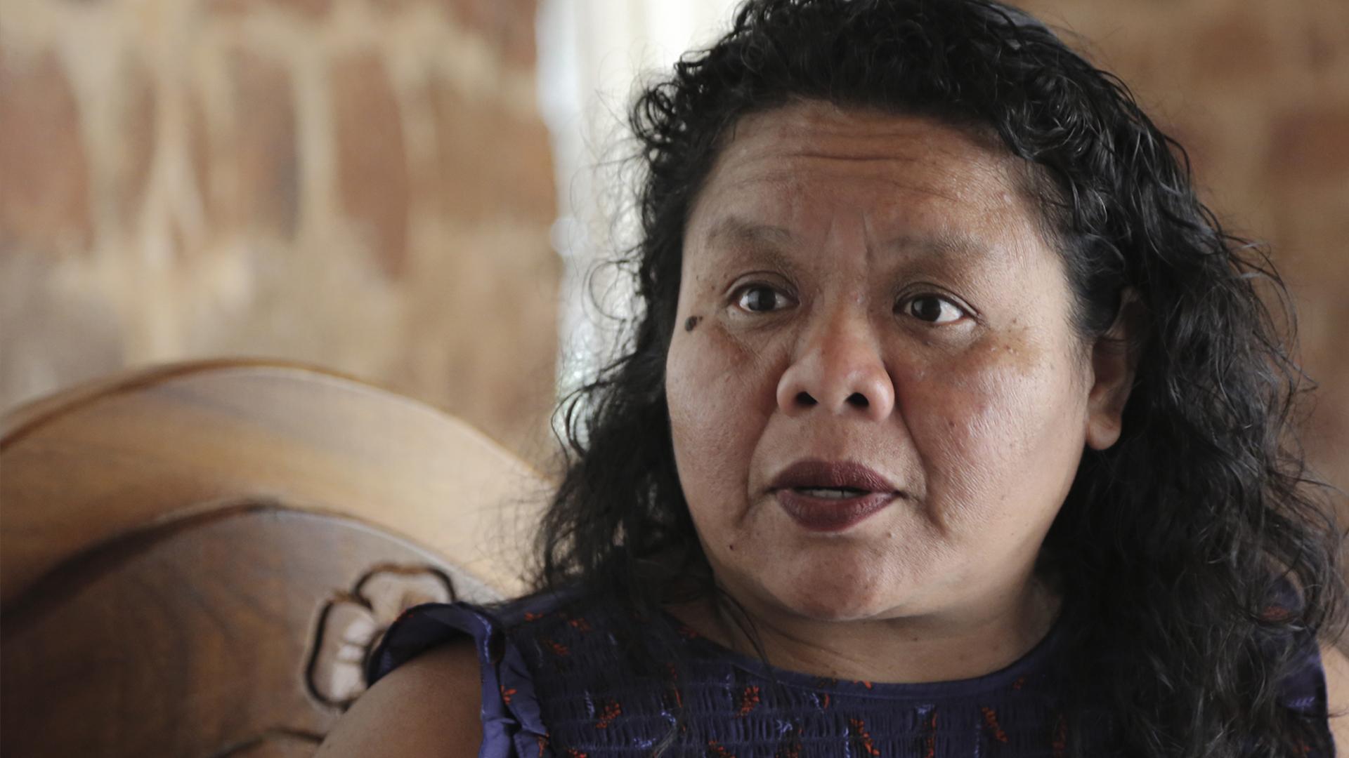 Lisa Henrito, defensora Venezuela
