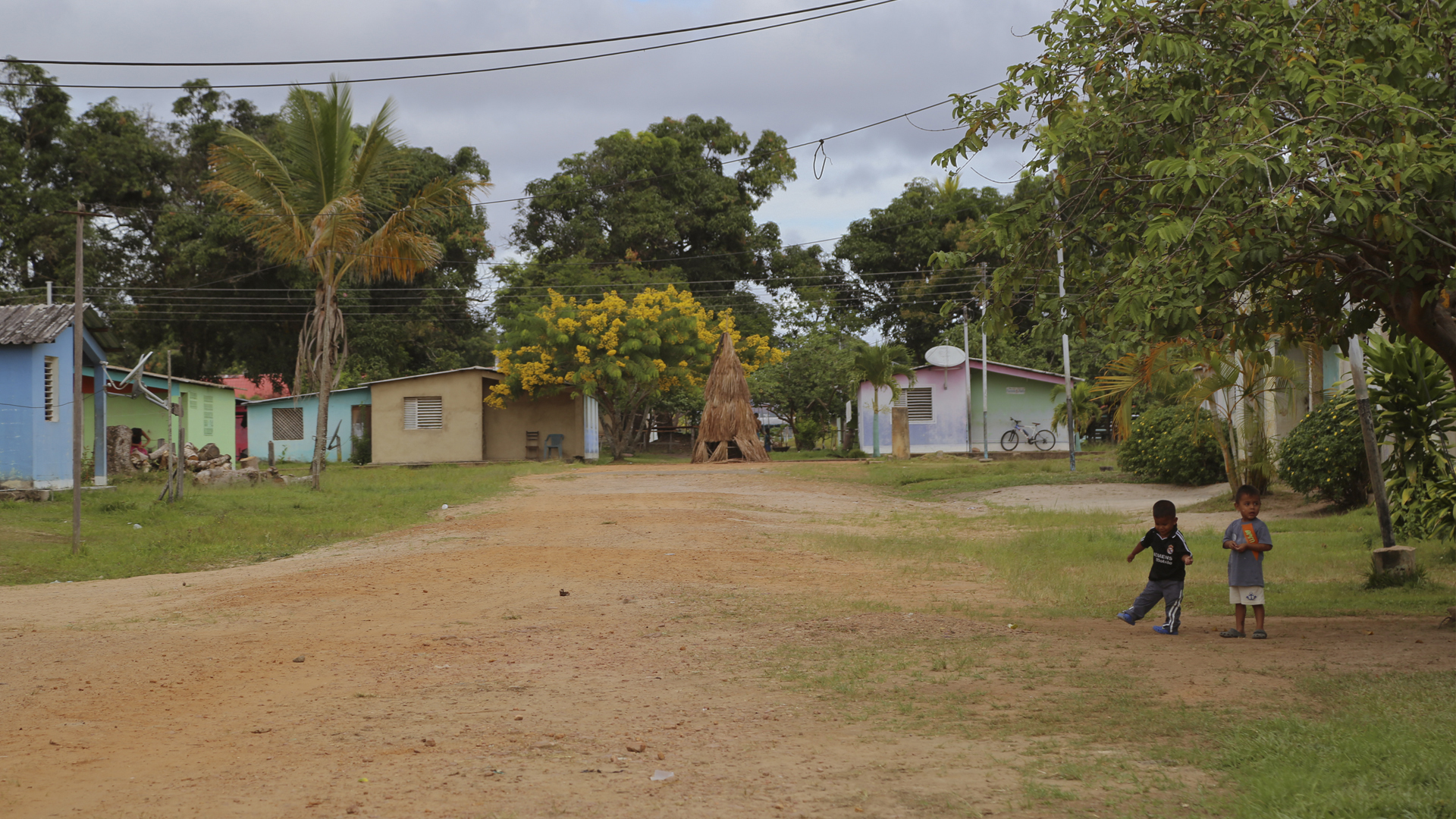 Tierra de resistentes II-Venuezuela