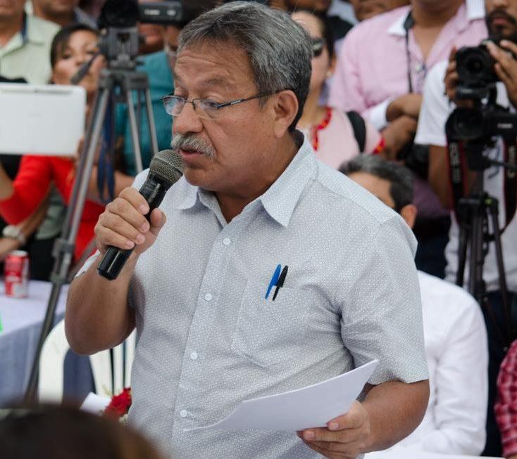 Isaac Herrera Avilés, defensor asesinado en México