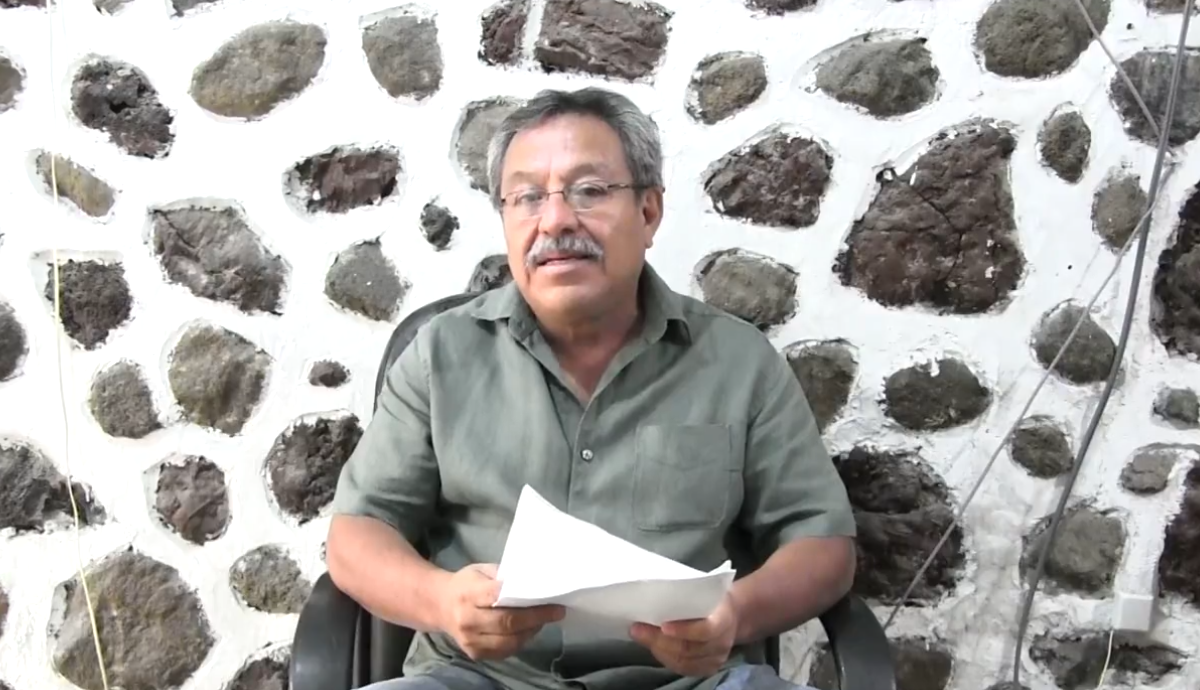 Isaac Herrera-Defensor asesinado en México-2020