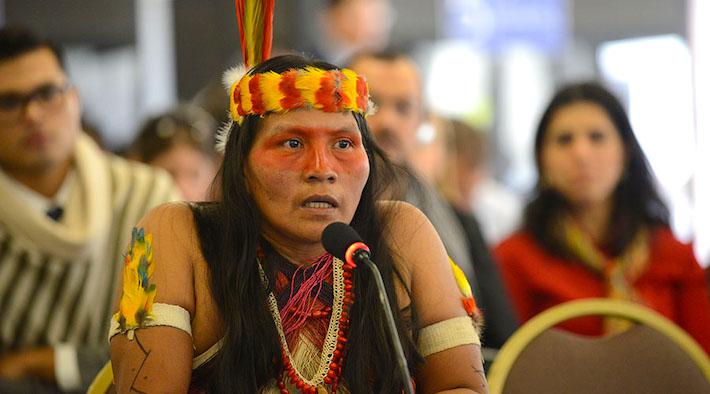 covid-19 indígenas Ecuador