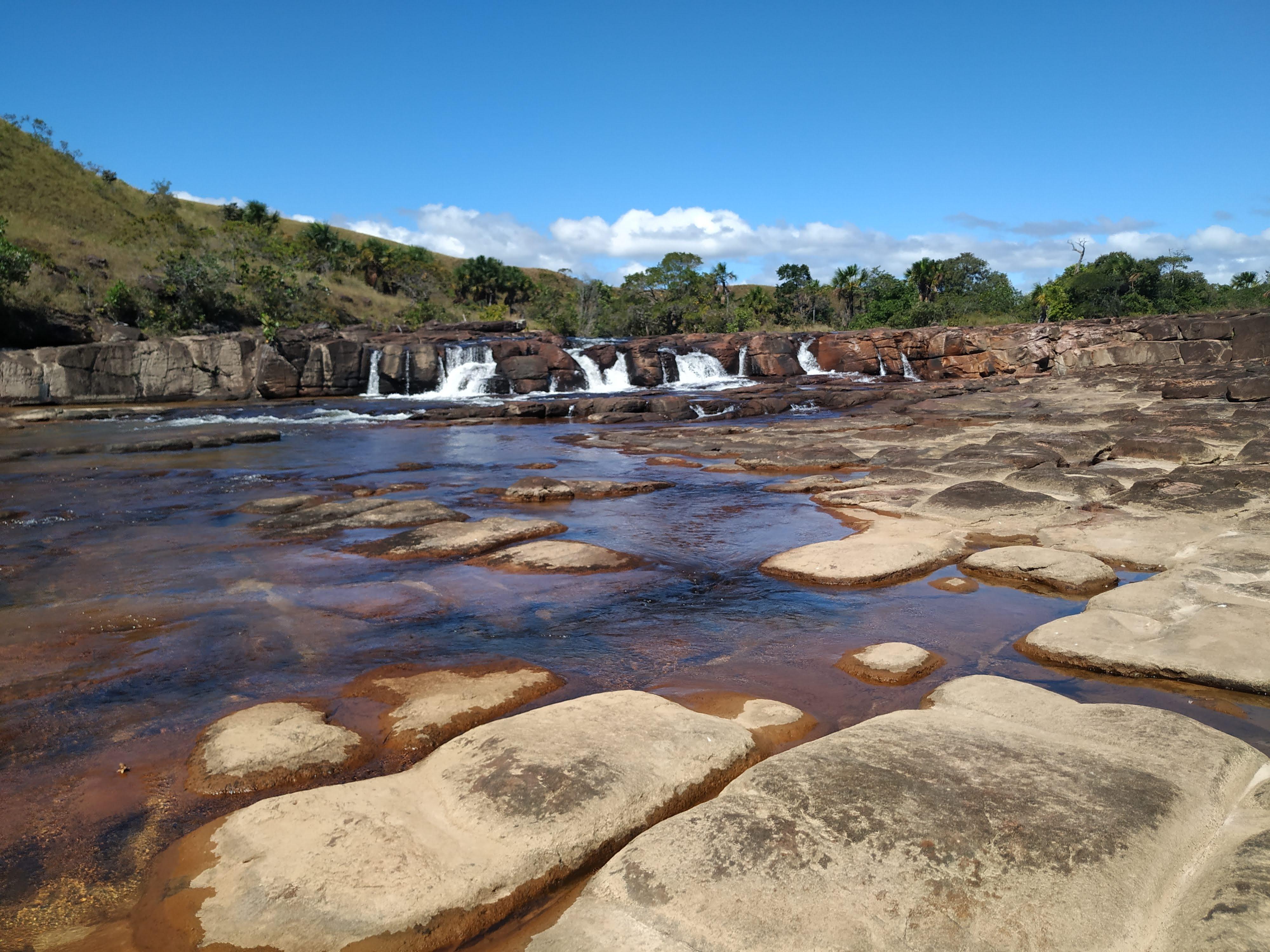 Parque Nacional Canaima-Venezuela