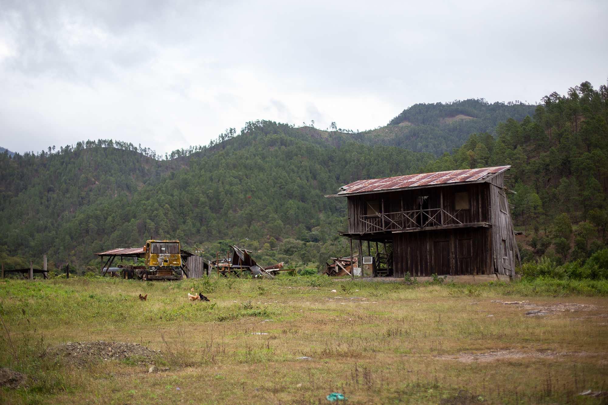 Honduras-Tierra de Resistentes II