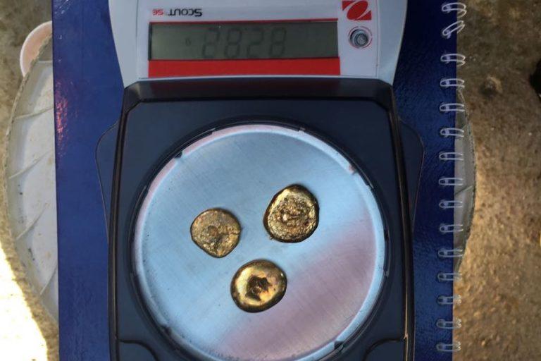 Se cree que el mercurio ilegal para la extracción de oro proviene de Bolivia. Foto: Archivo personal.