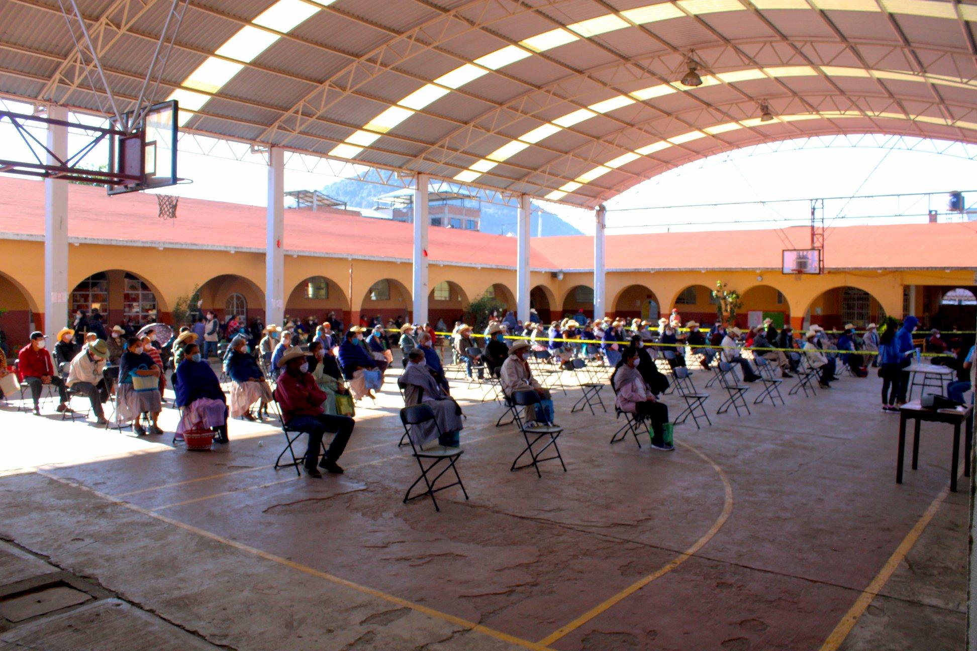 Cherán, Michoacán, Covid