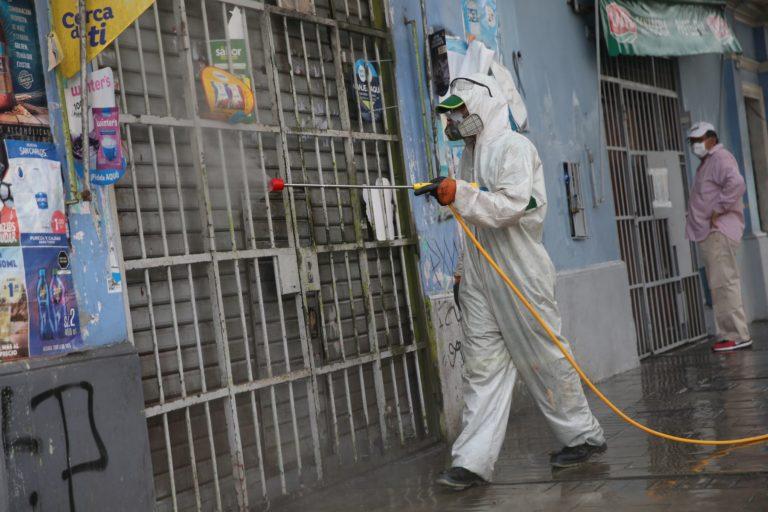 Loreto es una de las regiones más afectadas por el coronavirus en Perú. Foto: Agencia Andina.