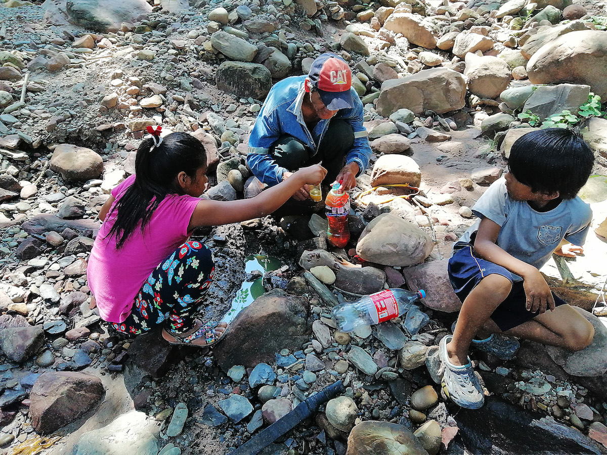 aguarague bolivia hidrocarburos