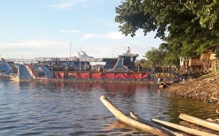 COVID 19 Cuarenta comunidades shipibo konibo se ubican en el río Ucayali. Foto: Ítalo García.