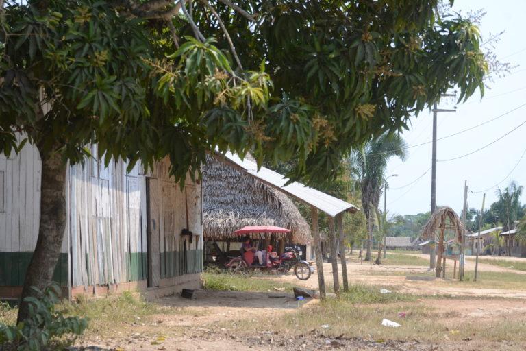 En las comunidades nativas de Masisea también se han reportado personas con los síntomas de COVID 19. Foto: Yvette Sierra Praeli.