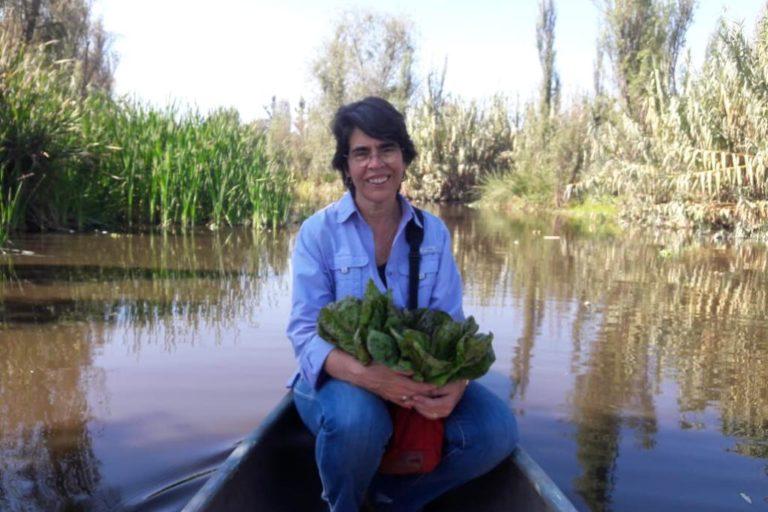 Helena Cotler-investigadora Suelos-México