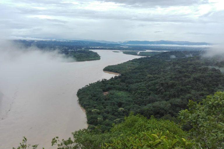 Día del Medio Ambiente. Vista panorámica del Parque Nacional Madidi. Foto: Radamir Sevillanos.