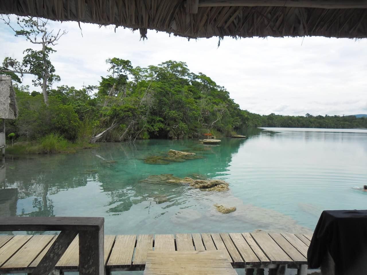 Parque Nacional Laguna Lachuá, Guatemala