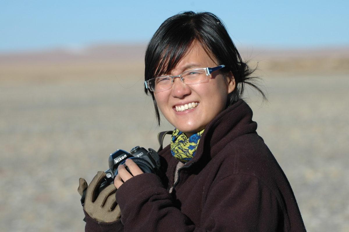 Aili Kang, directora ejecutiva del programa para Asia de la Sociedad para la Conservación de la Vida Silvestre. Foto: cortesía de la WCS