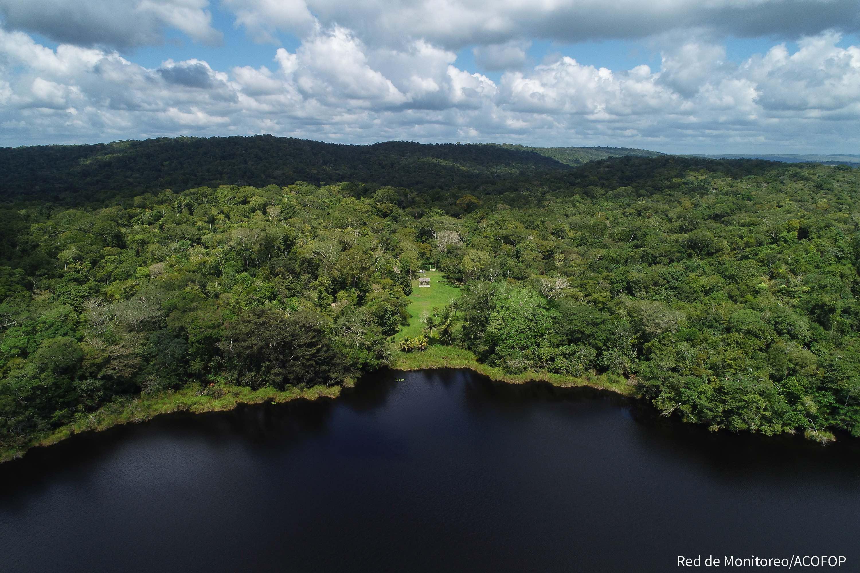 Laguna Yaloch, Guatemala