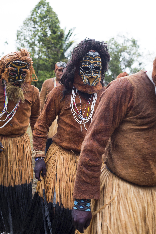 Territorios indígenas Colombia. Ritual indígena. Foto: Juan Gabriel Soler, Fundación Gaia Amazonas.
