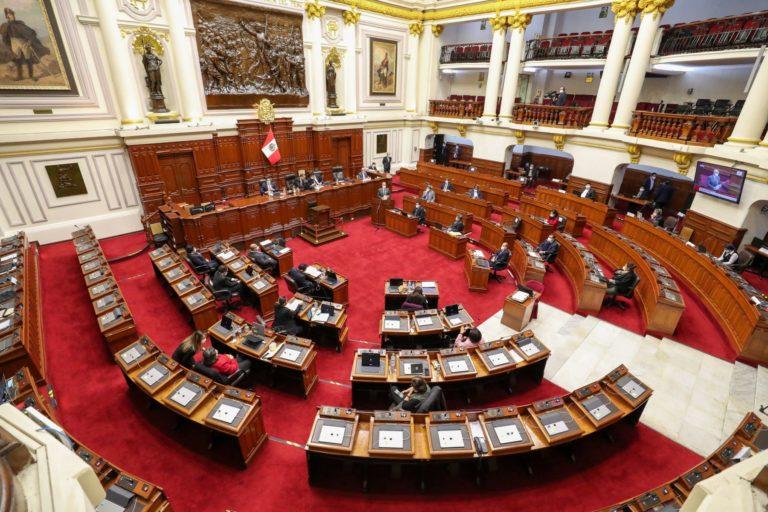 El proyecto para modificación de la ley de pueblos en aislamiento aún no se agenda para sesión del Pleno del Congreso. Foto: Agencia Andina.