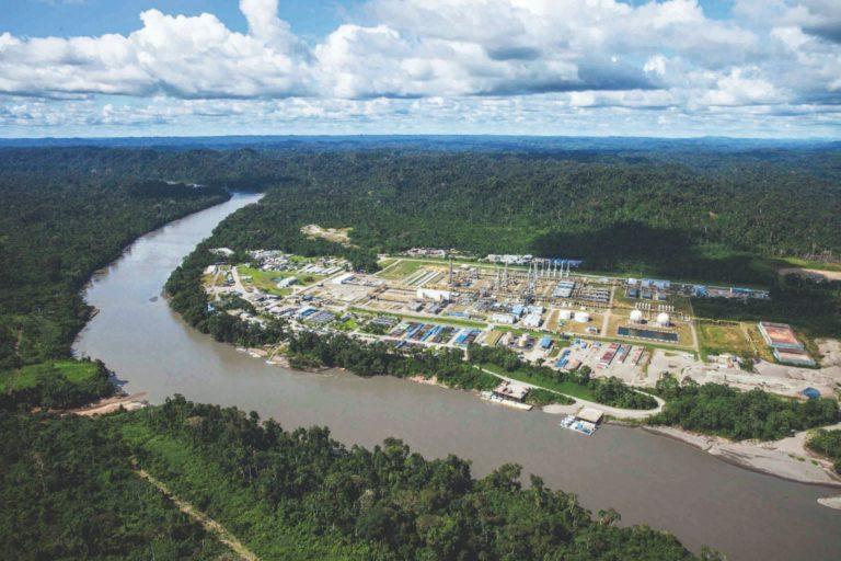 El Lote 88 de Camisea opera dentro de una reserva de la Amazonía peruana. Foto: Agencia Andina.