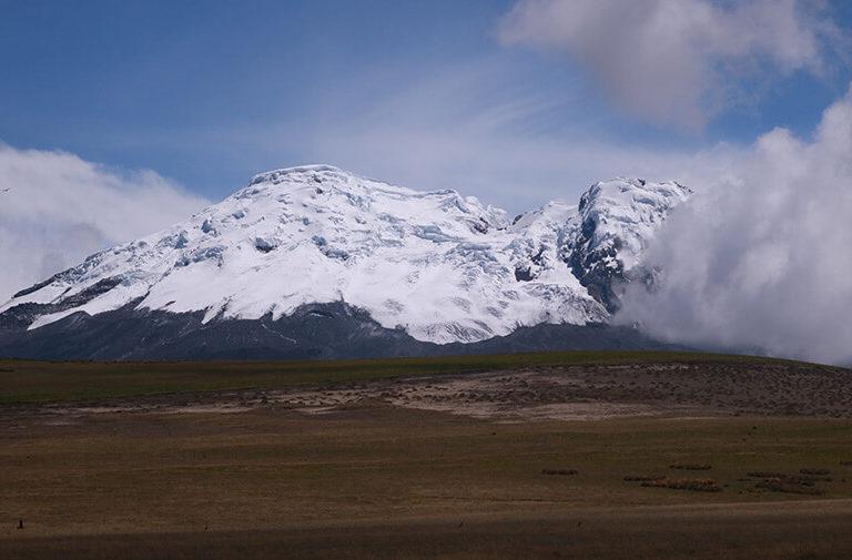 Guardaparques de Ecuador. La Reserva Ecológica Antisana contiene páramos y bosques andinos que se extienden por 120 mil hectáreas. Foto: Valentina Tuchie.