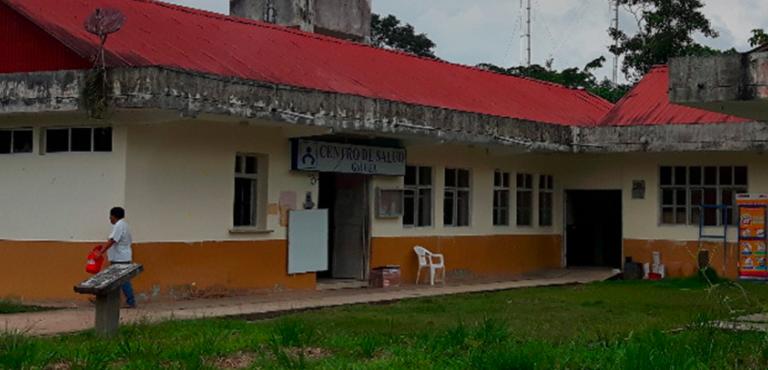 Los puestos de salud en las comunidades awajun y wampis están desabastecidas. Foto: CAAAP.