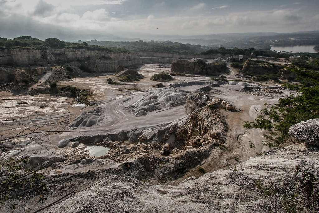 Minas de Cales y Morteros del Grijalva
