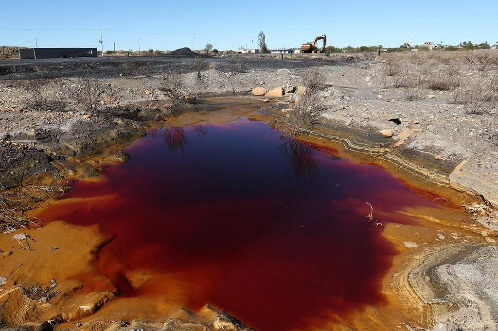Minas clandestinas de Carbón-