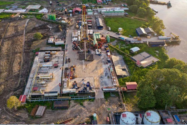 La empresa PetroTal opera hace 15 años en la cuenca del Puinahua, en Loreto, en la Amazonía peruana. Foto: PetroTal.