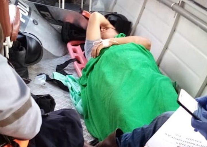 Los heridos fueron trasladados vía fluvial a centros de atención de Requena, los de mayor gravedad fueron llevados a Iquitos. Foto: Agnita Saboya.