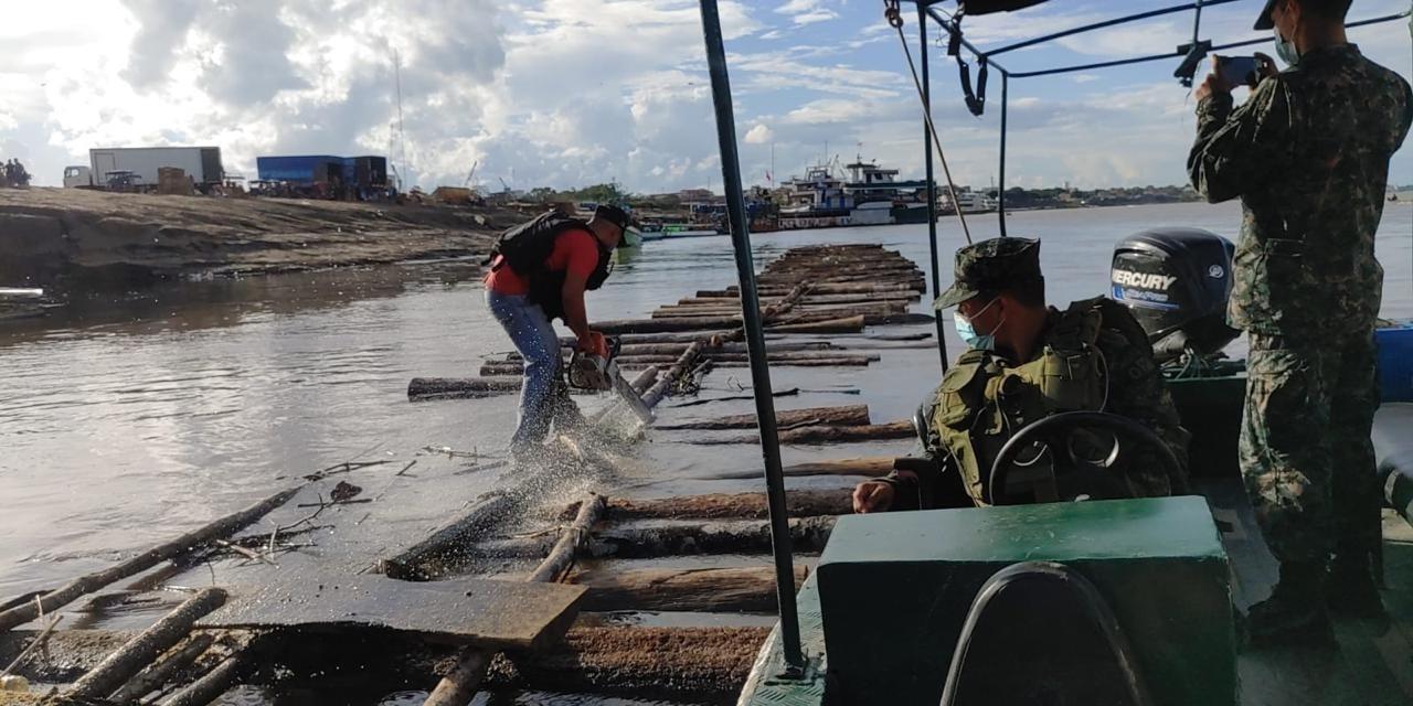 tala ilegal perú