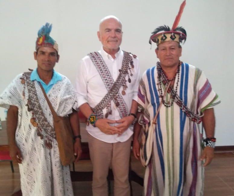 indígenas asesinados y amenazados