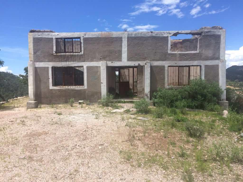 Casas desplazados en Chihuahua