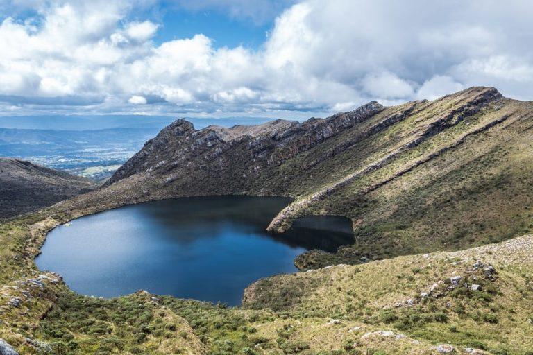 El parque Chingaza surte de agua al 80 % de Bogotá. Foto: Parques Nacionales Naturales de Colombia.