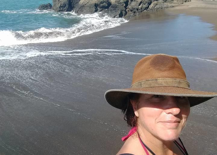 Juana Perea había llegado a Nuquí hace tres años. Foto: Facebook Juana Perea.