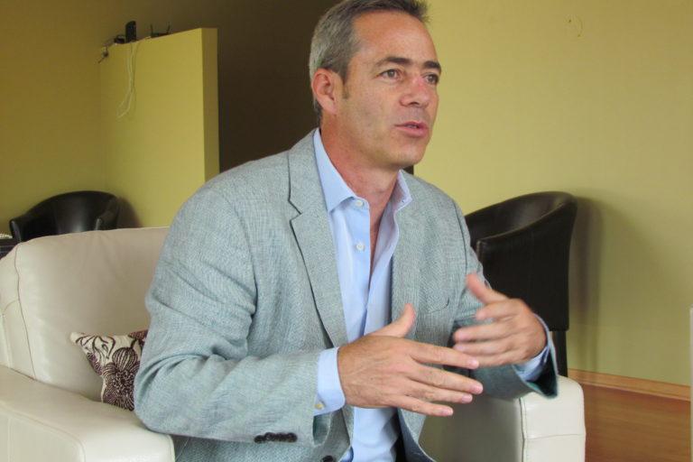 Francisco Naranjo, director para América Latina de la Mesa Redonda sobre Aceite de Palma Sostenible (RSPO por sus siglas en inglés). Foto: Cortesía Francisco Naranjo.