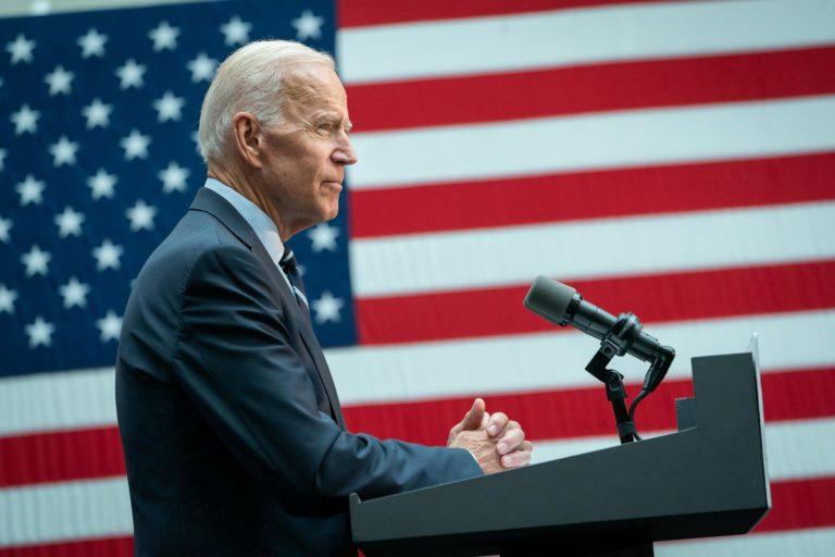 La propuesta ambiental central del presidente electo Joe Biden es combatir el cambio climático. Foto: tomada de JoeBiden.com