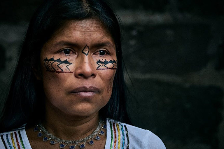 Mujeres Amazónicas-Noemí Gualiga