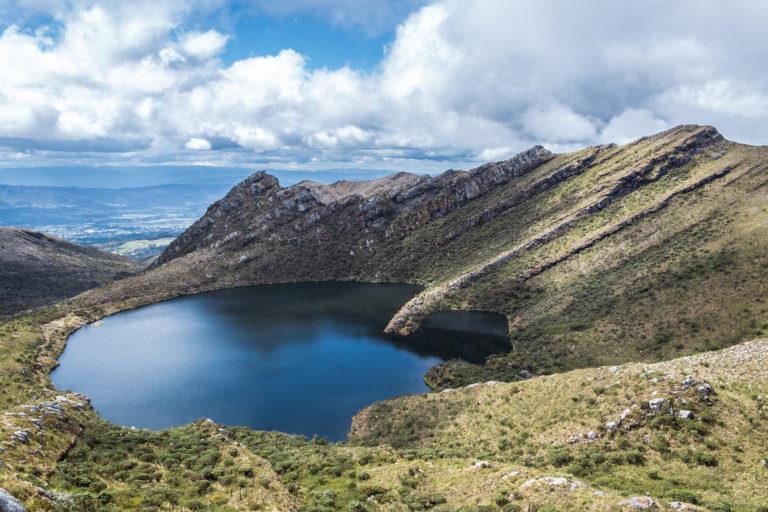 Parque Nacional Natural Chingaza, Colombia. Laguna de Siecha. Foto: Parques Nacionales Naturales de Colombia - Daniel A. Porras.