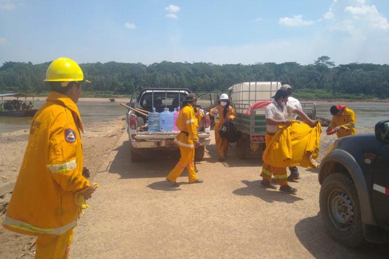 Pandemia en áreas protegidas