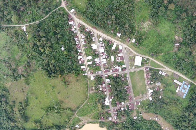 La comuna de Barranquilla se encuentra en el cantón de San Lorenzo, uno de los pueblos más pobres del Ecuador. Fotografía de Gustavo Redín.