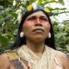 Nemonte Nenquimo es la ganadora del Premio Goldman para Sudamérica y América Central. Foto: Jerónimo Zúñiga, Amazon Frontlines.