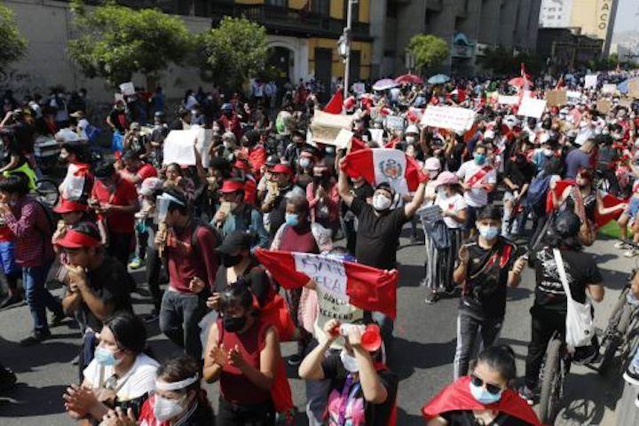 balance ambiental Perú 2020