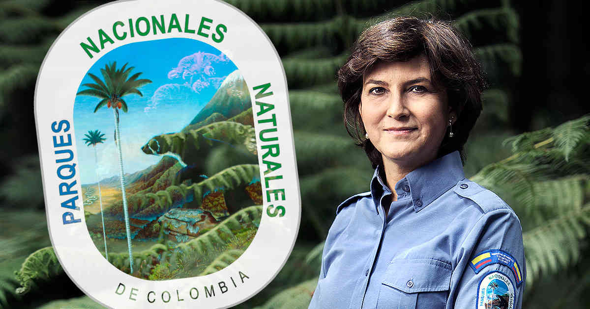 Julia Miranda estuvo en la dirección de Parques Nacionales Naturales de Colombia entre 2004 y 2020. Foto: Revista Semana.