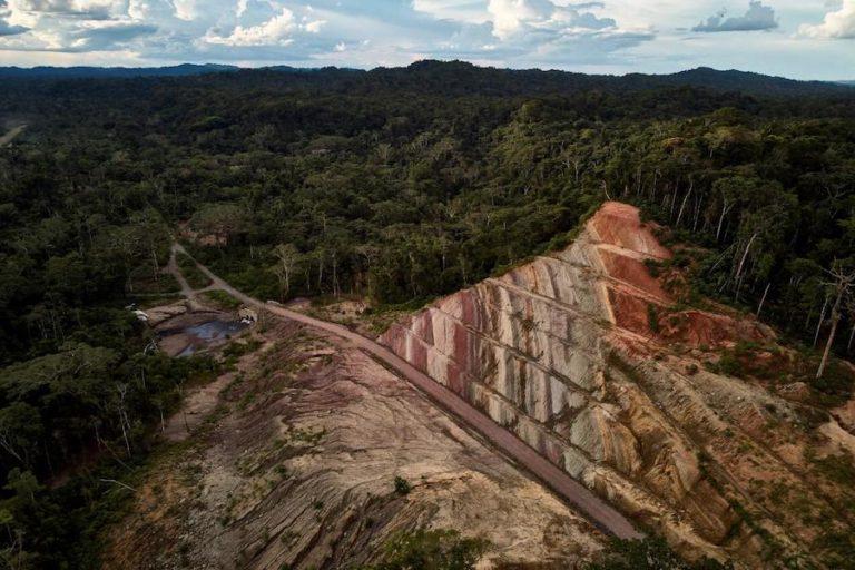 La deforestación es un problema ambiental en Ecuador que no ha sido abordado durante el gobierno de Lenín Moreno. Foto: Pablo Albarenga.